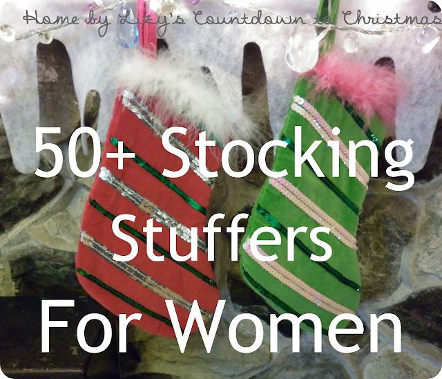 Christmas stocking stuffers for women