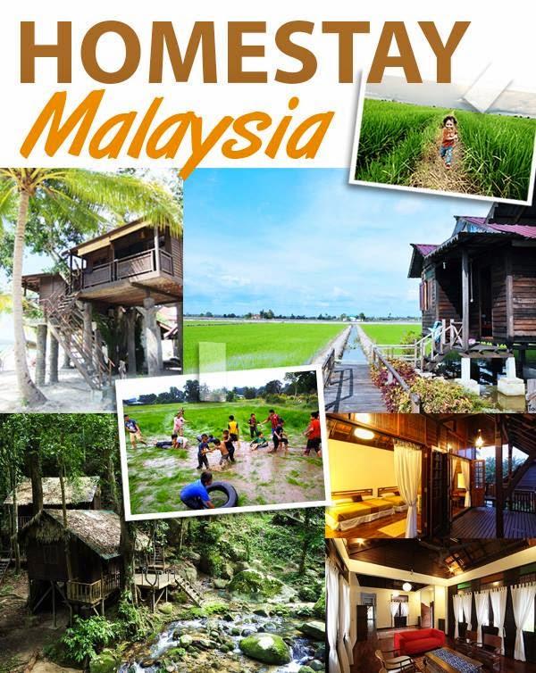 Iklankan Bersama Homestay Malaysia