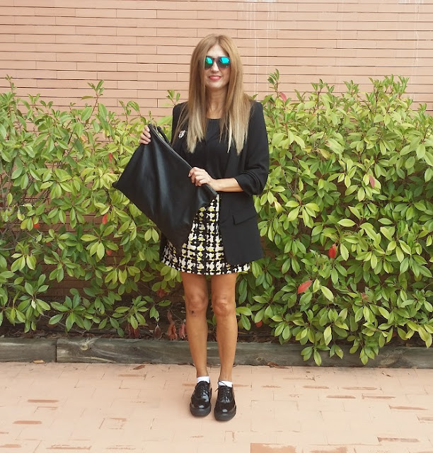 Skirt, Look, Isadora Comillas, Sunco, Style, Carmen Hummer, Blog de Moda, Fashion Blogger
