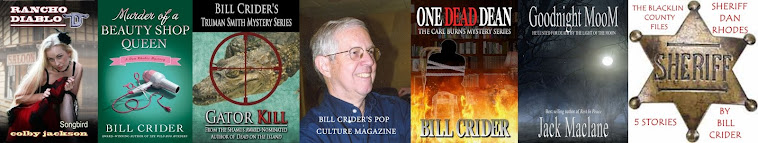 Bill Crider&#39;s Pop Culture Magazine
