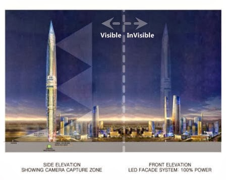 south korea tower infinity invisible