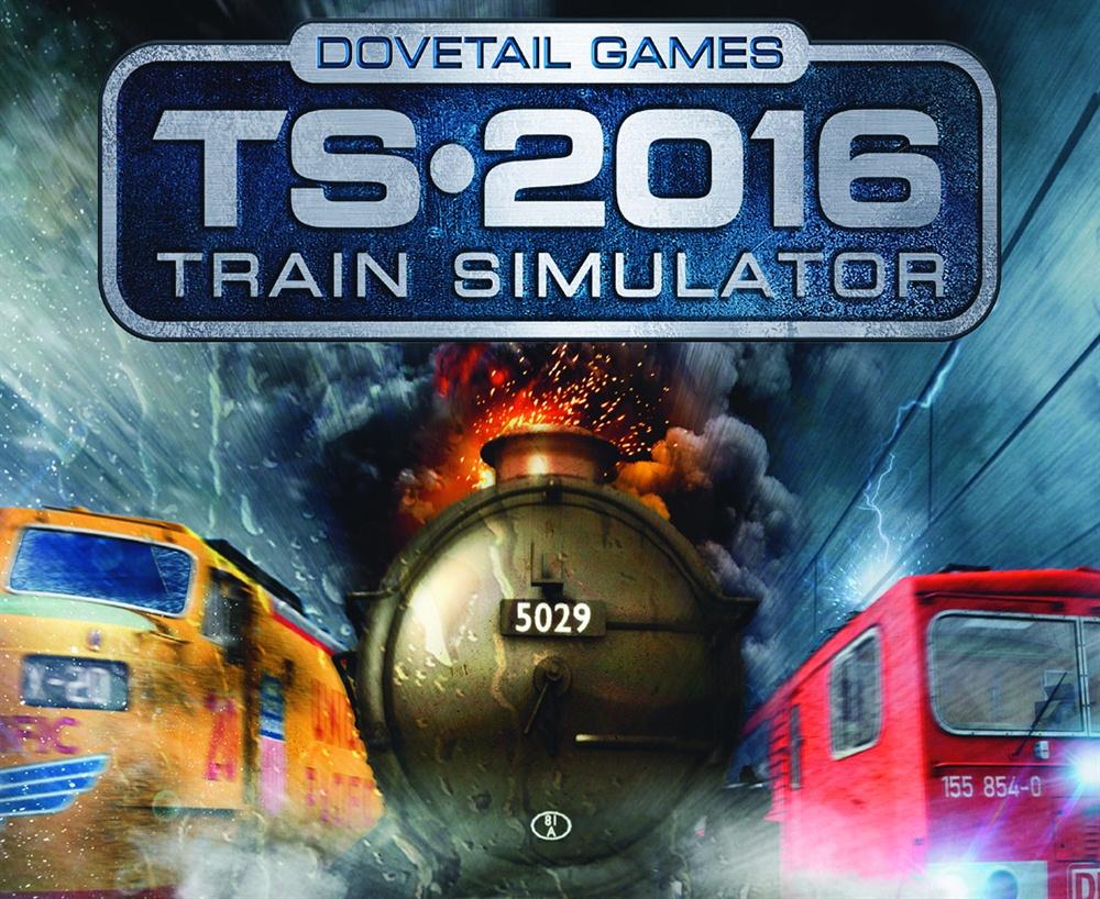 Train Simulator 2016 Download Poster