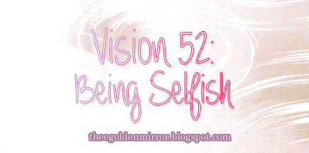 selfishness positivity self-love