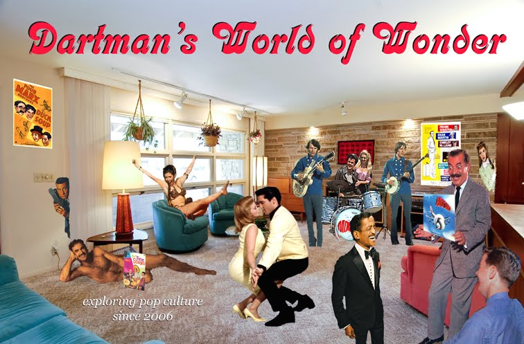 Dartman&#39;s World Of Wonder