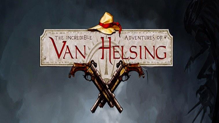 LAS INCREIBLES AVENTURAS DE VAN HELSING