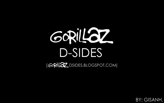 Gorillaz - D-Sides - The Blog