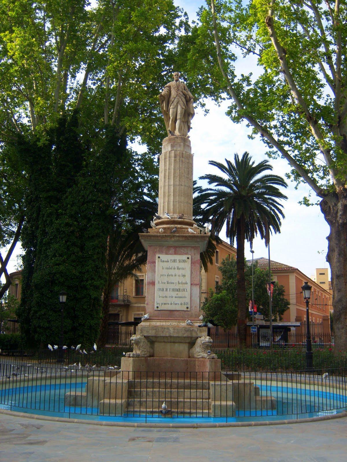 El desaparecido monumento a fernando vii en el arenal o for Estatuas jardin