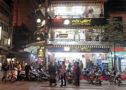 Xôi Yến - Cửa hàng xôi đắt nhất Hà Nội