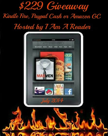 "All New Kindle Fire HDX 7"" Giveaway (ends 7/31)"