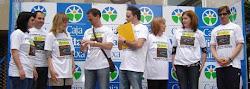 Premio Cascabel de Oro de la ONCE en Álava en el año 2009