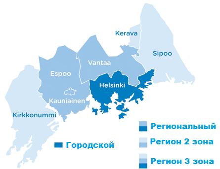 предприятия Хельсинки -HSL