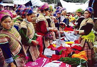 Sapa's beauty market