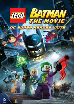 Filme Poster LEGO Batman: The Movie – DC Superheroes Unite WEBRip XviD & RMVB Legendado
