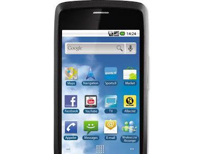 4 Ponsel Android CDMA Internet Cepat