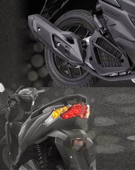 gambar motor Honda Vario 150