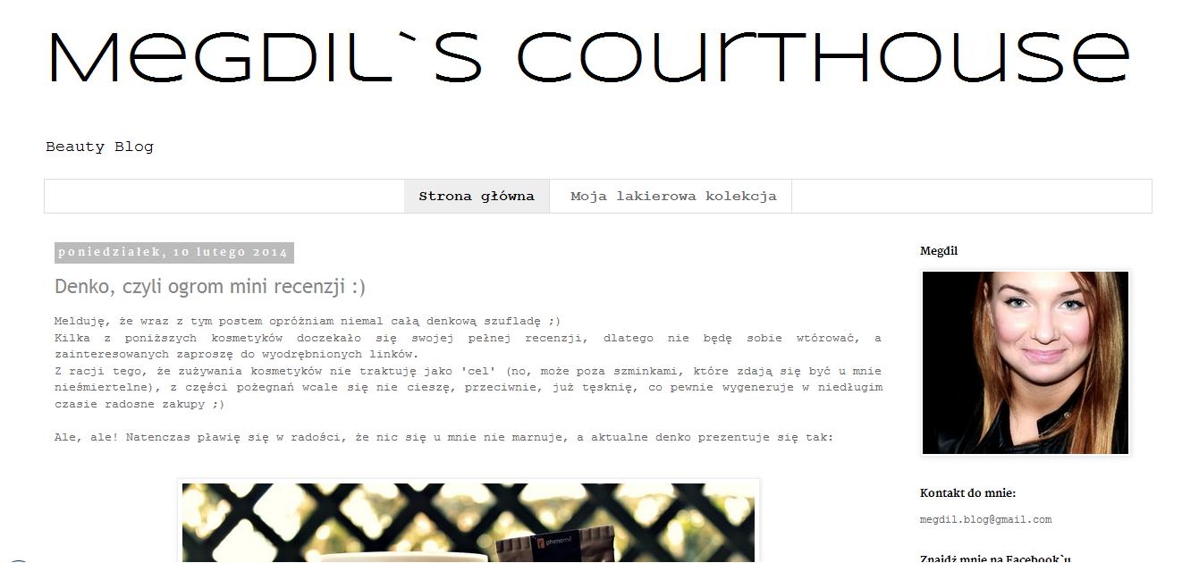 Moje ulubione blogi #1