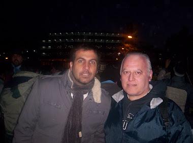 Con Toti Passman (América)
