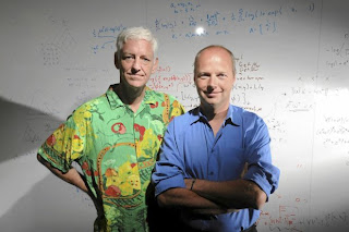 Sebastian Thrun and Peter Norvig