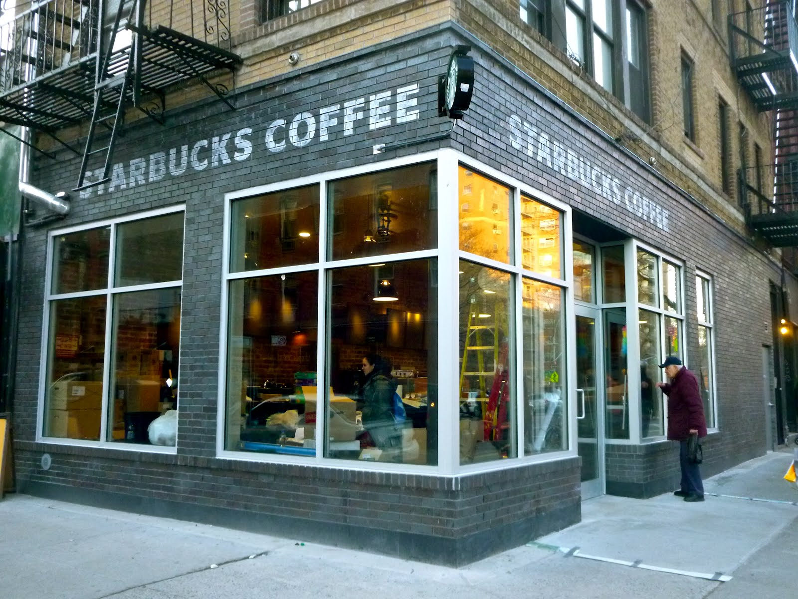 Jeremiah S Vanishing New York Little Rickie Vs Starbucks