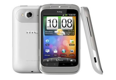 HTC Wildfire S