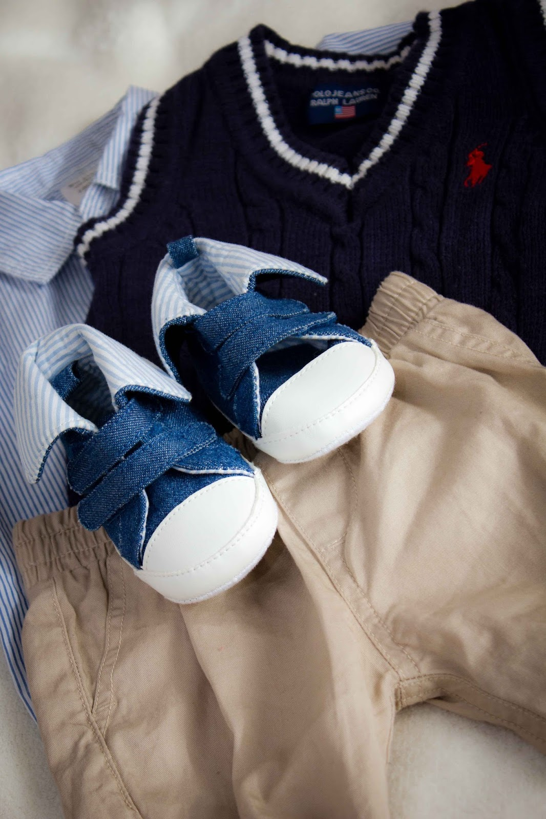 Baby clothes photograph