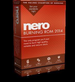 تحميل برنامج Nero Burning ROM 2014 مجانا لحرق ونسخ الاسطوانات