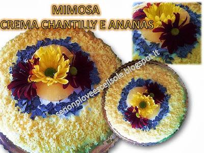 mimosa all'ananas.