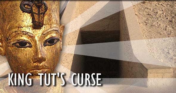 Curse of Tutankhamun tomb | Secrets of Mysterious World