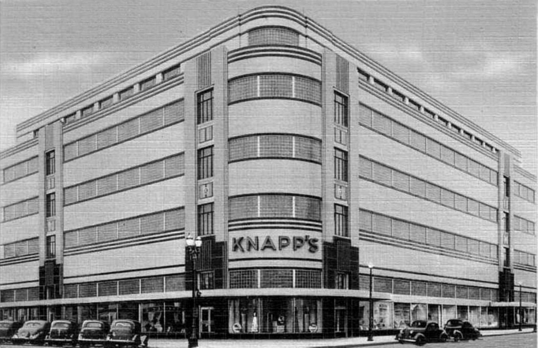 The Department Store Museum J W Knapp Company Lansing