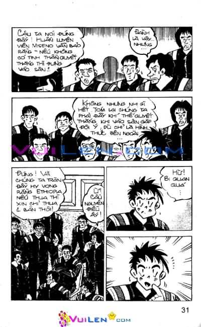 Jindodinho - Đường Dẫn Đến Khung Thành III Tập 66 page 31 Congtruyen24h