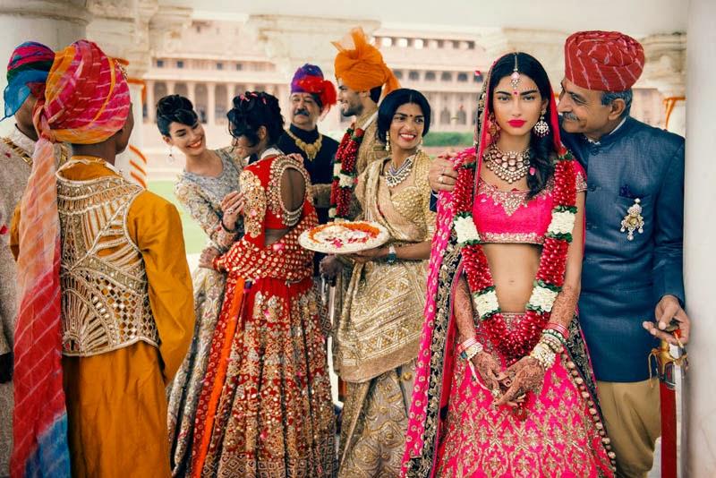 Vogue wedding india