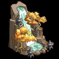 Jade Waterfall