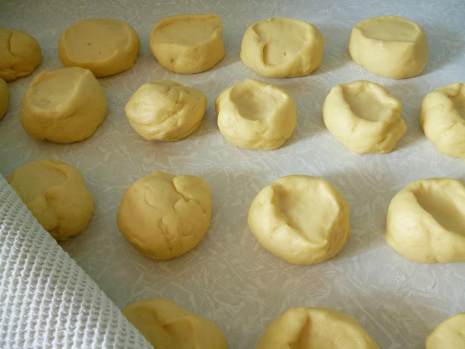 Шаньги с картошкой рецепт пошаговое фото