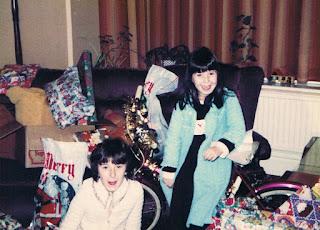 christmas, 1980s,