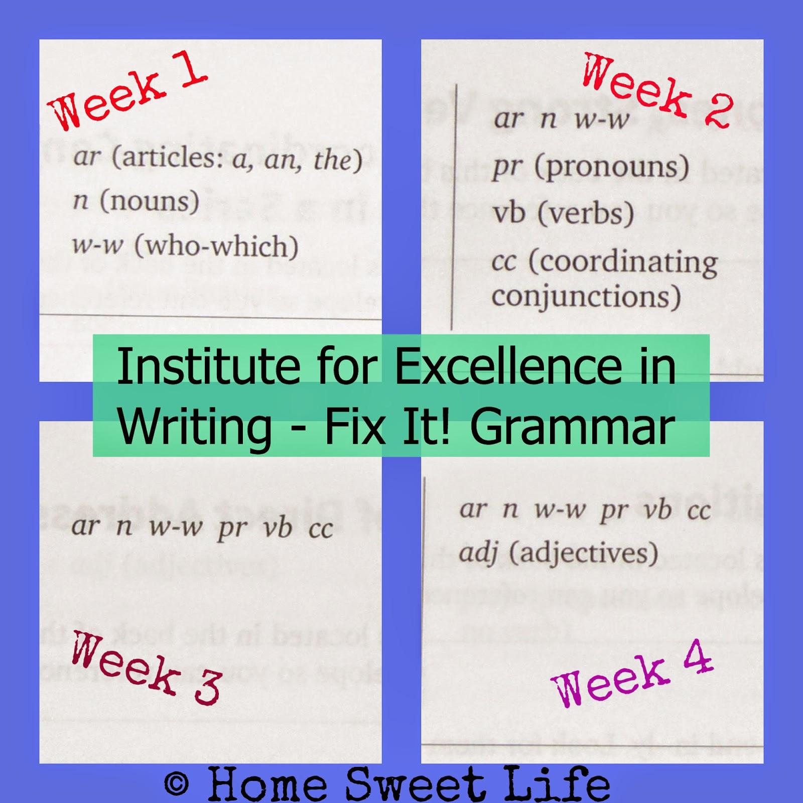 complete grammar program, editing, grammar