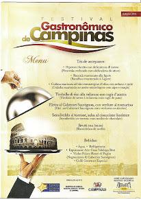 Festival Gastronômico de Campinas