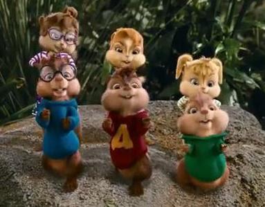 Adicta a las pelis alvin y las ardillas 3 for Alvin y las ardillas