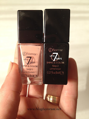 FLORMAR UP TO 7 DAYS 004 OJE 2