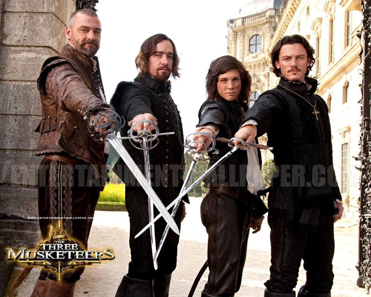 Download Film Three Musketeers 2011