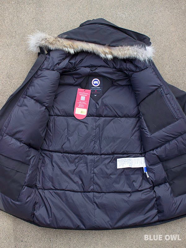 Canada Goose mens sale 2016 - New Canada Goose Chateau in Black, Restocks on Navy Chateau and ...