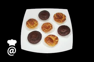 Recetas Dieta Dukan: Magdalenas de Salvado de Avena