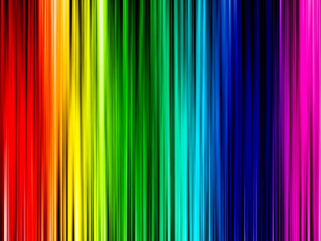rainbow strips Wallpaper rac