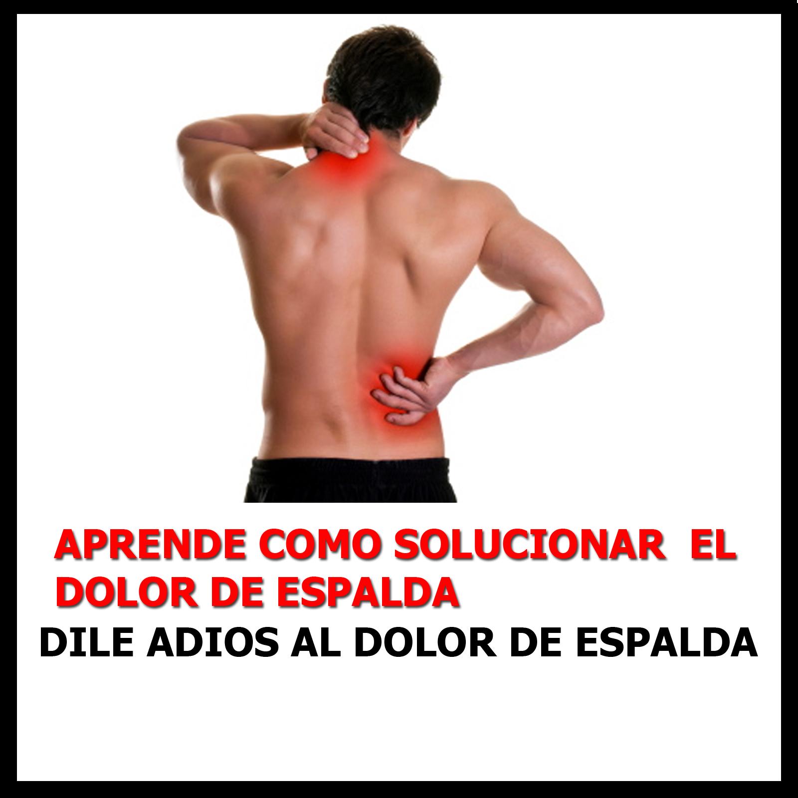 Los síntomas el dolor en la espalda la parte derecha