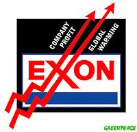 Greenpeace Exxon