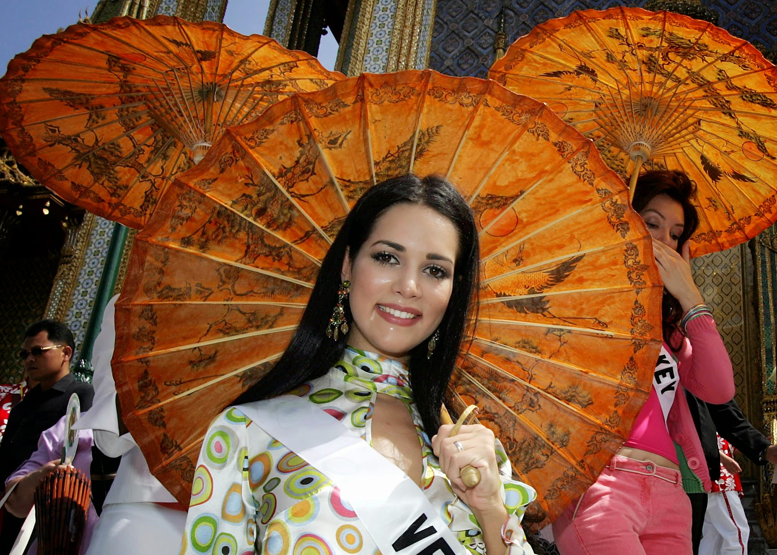 Miss Venezuela Monica Spear HD Pictures