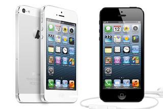 Apple iPhone 5 ominaisuudet
