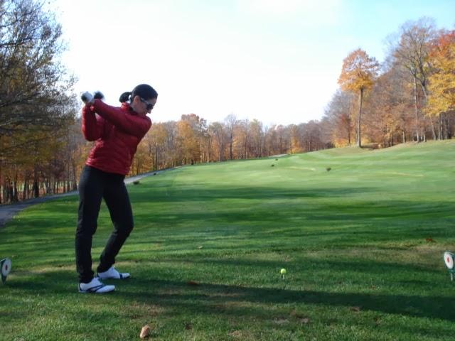 Été-automne 2013 Le golf