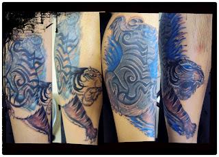 Virat Kohli Tattoo Pictures