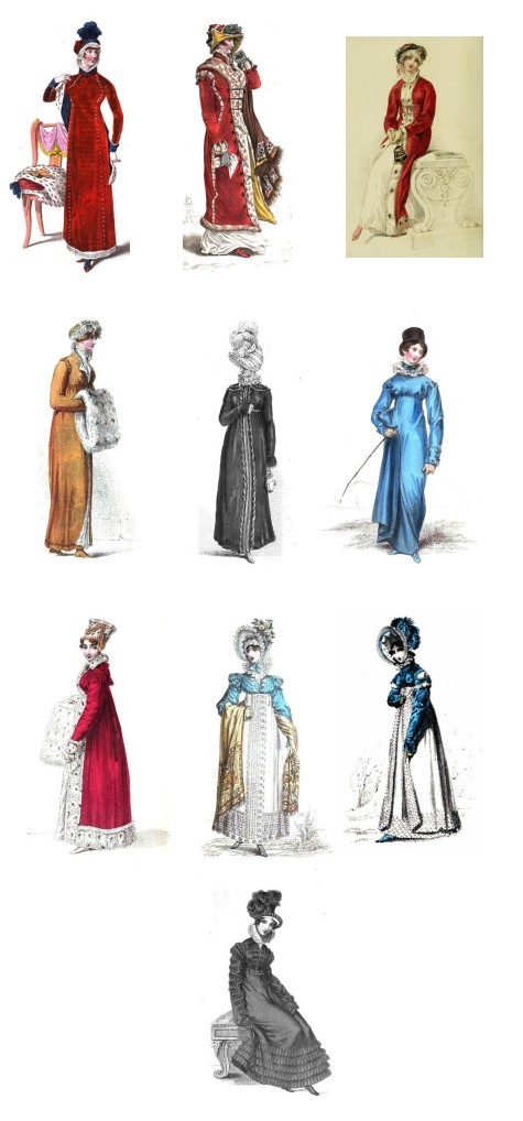 Regency History: The Regency in ten dresses