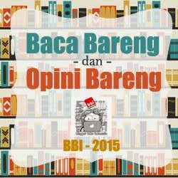 Baca Bareng - Opini Bareng BBI 2015